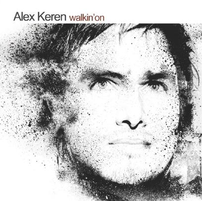 Couverture de l'album Walkin on de Alex Keren